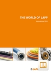 Lapp Innovations 2015 Catalogue Cover
