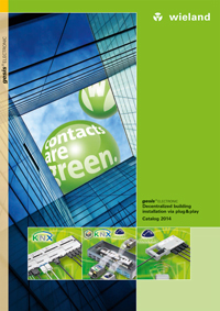 Decentralised Building Installation Via Plug & Play Catalogue Cover