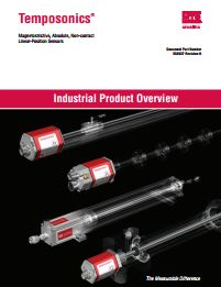 Industrial Product Overview Catalogue Cover
