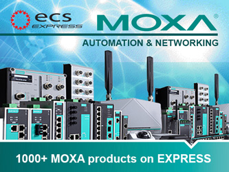 1000 MOXA products on EXPRESS