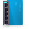 Go Small for Big Gains with the tiny new MOXA Ethernet Switches