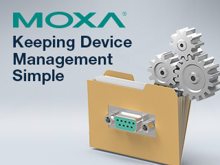 Keeping Device Management Simple With MOXA