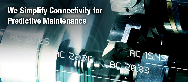 MOXA Simplify Connectivity for Predictive Maintenance