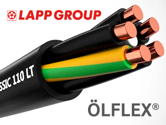 New Black Control Cable from LAPP