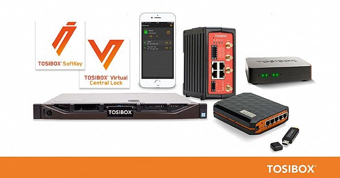 Simplifying Connectivity - Five Reasons to Choose TOSIBOX Banner