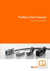 Profibus Fast Connect Catalogue Cover