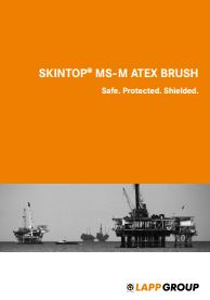 SKINTOP MS - M ATEX BRUSH Catalogue Cover