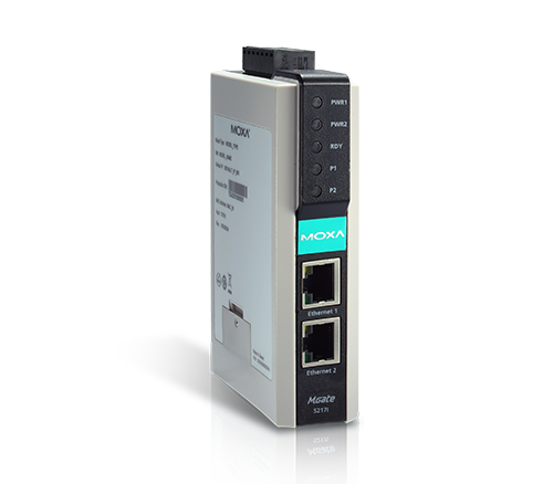 Moxa Introduces Secure Hardened Modbus-to-BACnet